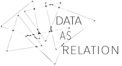 Data as Relation