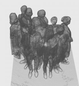 Hybrid group portrait 5
