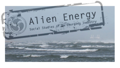 Alien Energy Icon