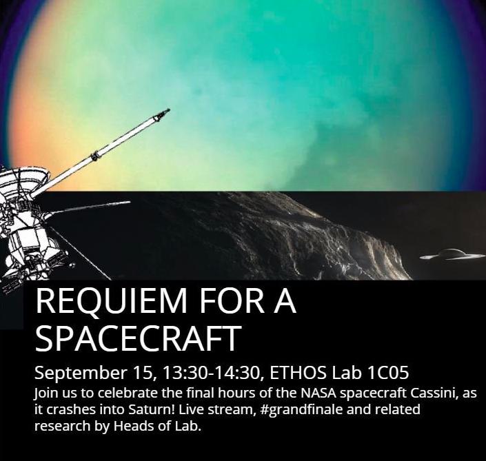 Cassini flyer